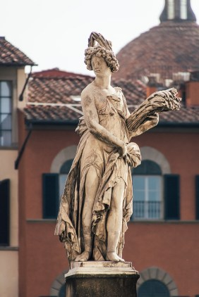 Statue Florence Italy