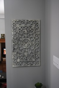 shabby chic wall art  lilybuttondesign