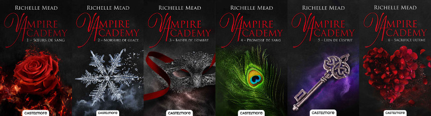 La série: Vampire Academy
