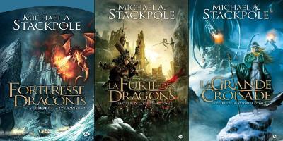La trilogie la Guerre de la Couronne