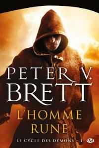 Le Cycle des démons, tome 1: L'Homme Rune