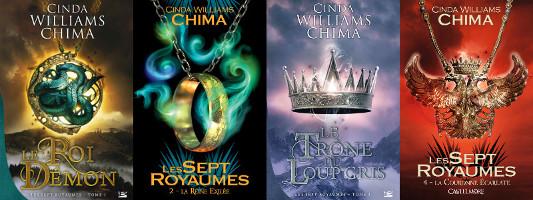 La série: Les Sept Royaumes