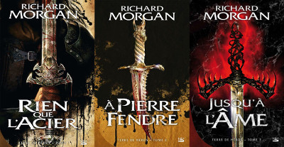 La trilogie: Terre de héros