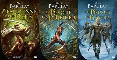 La trilogie: Les Elfes