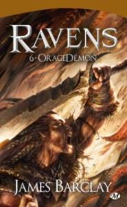 Les Légendes des Ravens, tome 3: OrageDémon