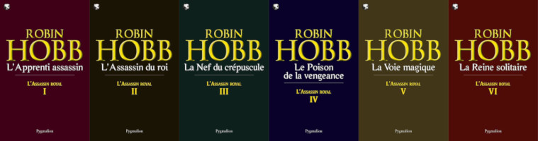 premier cycle de L'Assassin royal de Robin Hobb