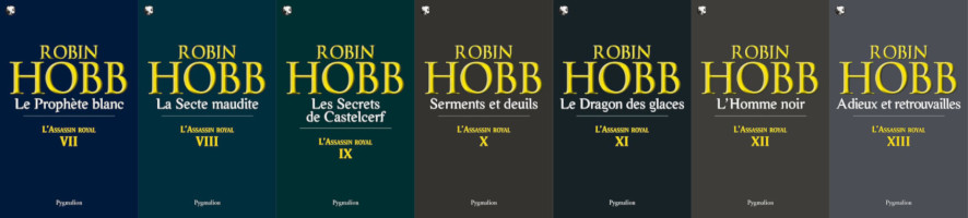 Le second cycle de l'Assassin royal de Robin Hobb