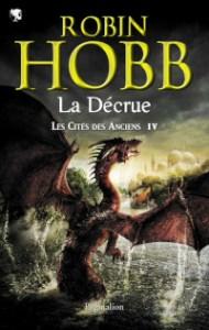 Les Cités des Anciens, tome 4: La Décrue