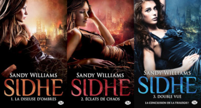 Sidhe écrit par Sandy Williams