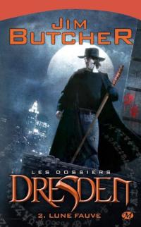 Les Dossiers Dresden, tome 2: Lune fauve