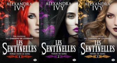 Les Sentinelles de Alexandra Ivy