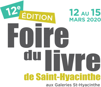 Foire du livre de Saint-Hyacinthe
