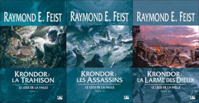 Le Legs de la Faille de Raymond E. Feist