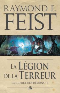 La Guerre des démons, tome 1: La Légion de la terreur