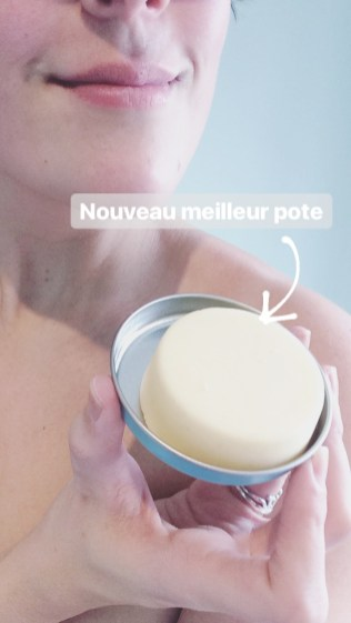 palet déodorant naturel, bio aux huiles essentielles fait maison