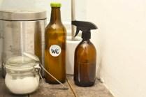 spray purifiant et bombes wc