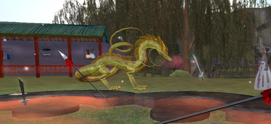 Symbol of Power - Dragon in the Legend of Han Fei Tzu