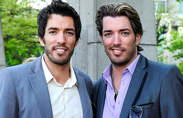Dear Property Brothers, I think I love you.