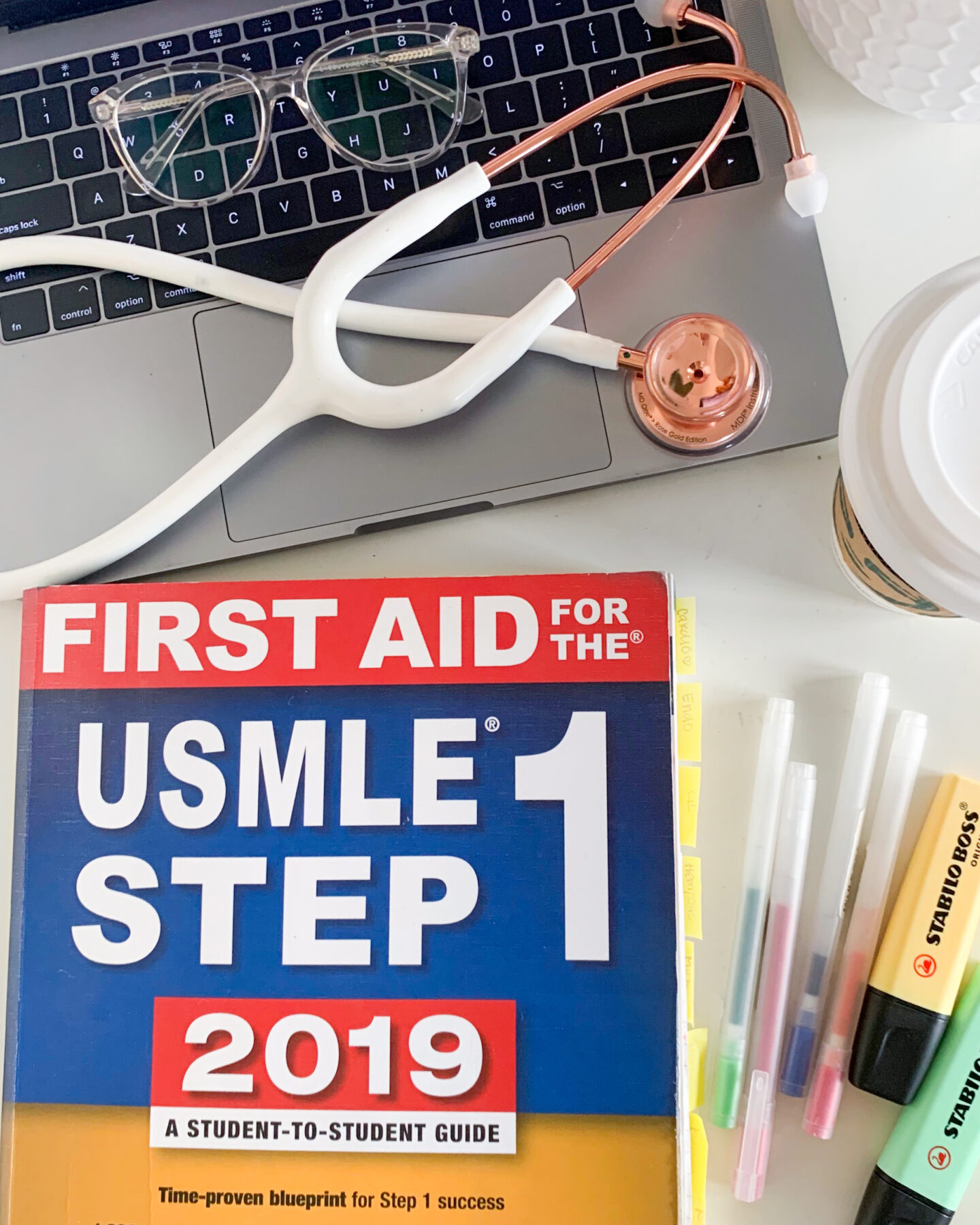 Best Way to Annotate USMLE Step 1 First Aid for Studying
