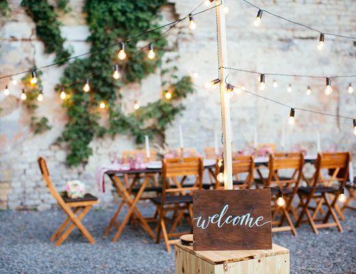 ricevimento matrimonio location giusta
