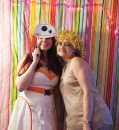 BB-8 C3PO Disneybound Party
