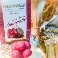 "*SweetsRepo*「イタリアから ""果実とショコラのドラジェを""」/ マックストリス[チェリーチョコレート]"