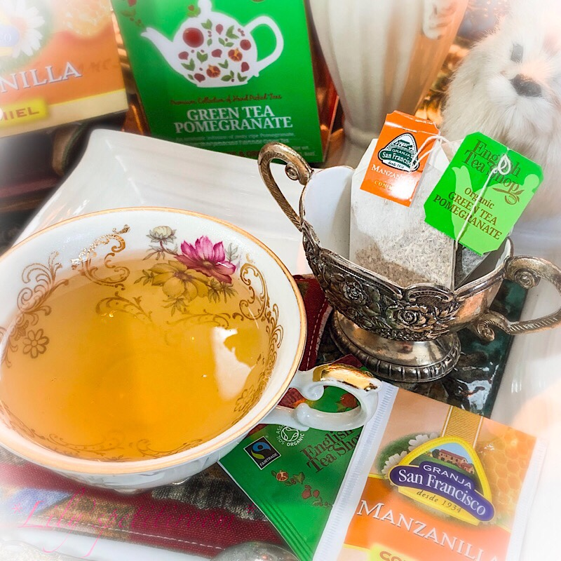 "*TeaRecipe*「華やかで甘酸っぱいハーブティー"" Tropical Honey Tea ""」"