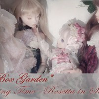 "*DOLL'S BOX GARDEN* "" Prat.2  Talking time -Rosetta in Sorrow- """
