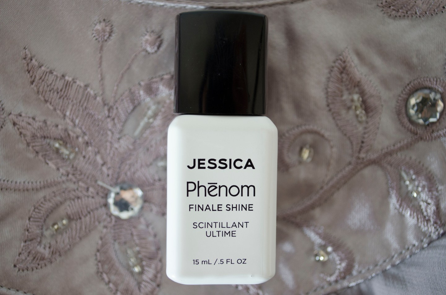 Jessica Cosmetics Top Coat_Phenom Finale Shine