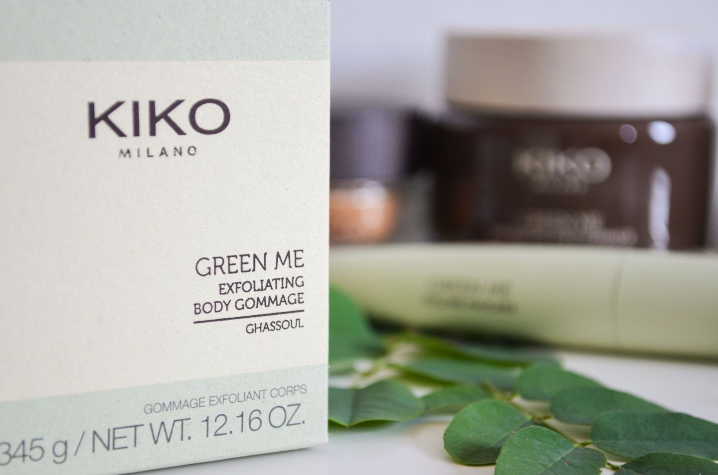 MAKE UP | RECENSIONE KIKO GREEN ME: CAPSULE COLLECTION