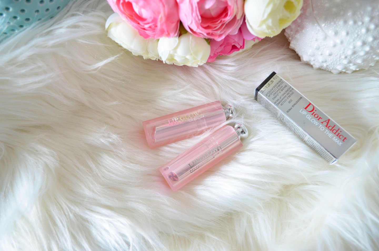 Reviewing the new Dior Addict Lip Glow To The Max