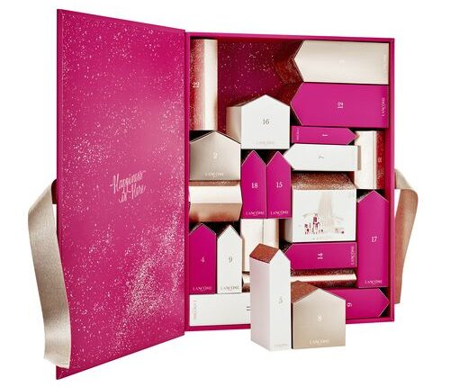 LAST MINUTE 2019 BEAUTY ADVENT CALENDARS - LANCÔME 2019 ADVENT CALENDAR