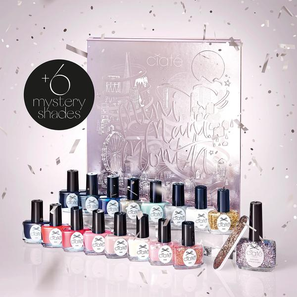 LAST MINUTE 2019 BEAUTY ADVENT CALENDARS - CIATÉ MINI MANI MONTH 2019