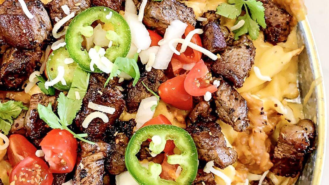 Nacho Steak Fries