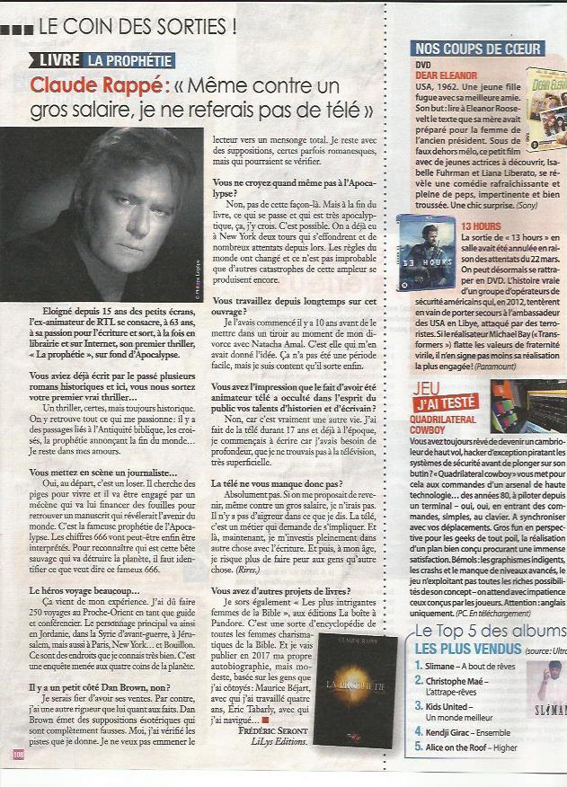 ciné télérevue 20002