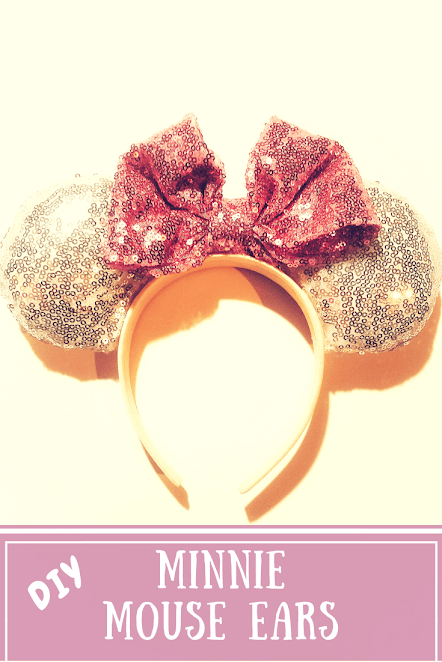 Diy Mickey Mouse Ears Archives Lily Sparkle Creations