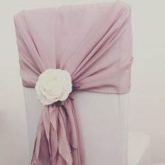 Hire Chair Covers Glasgow Folding Lounger Lily Special Events Wedding And Chiffon Ruffle Hoods Chiavari Decorations Cover