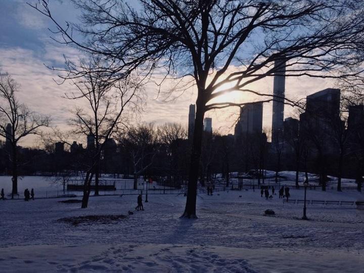 LILYTOUTSOURIRE - MANHATTAN EN HIVER - 5 CHOSES A FAIRE NYC