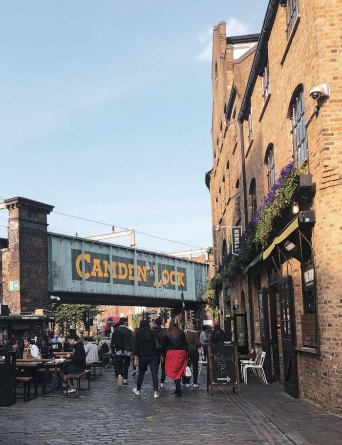 Camden Town et Camden Market - Londres (1)