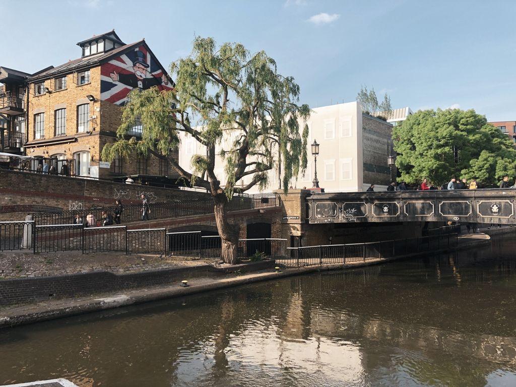 Camden Town et Camden Market - Londres (3) mes 3 quartiers londoniens favoris