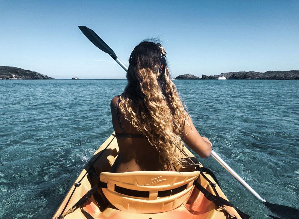 VILLAGE ES GRAU (1) kayac en menorca