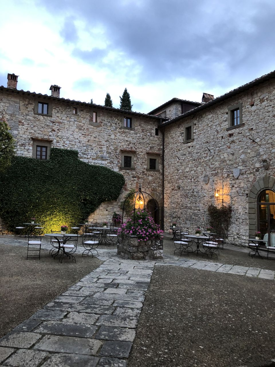 toscane hotel et restaurant castello di splatenna exclusive reosrt Gaiole in chianti (4)
