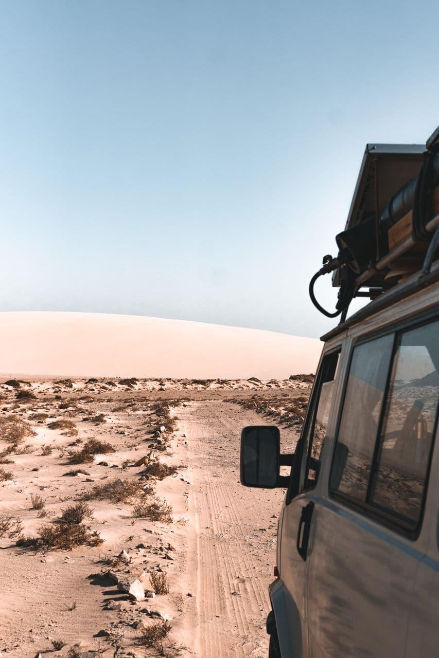 Paris-Dakar en van, notre itinéraire adapté, notre avis et notre vie en van