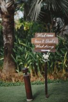Villa Tamarama wedding of Anna & Chad