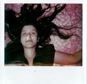 Evi Is Bleeding On My Bed 2013