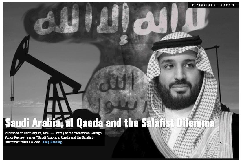 Image Lima Charlie News Headline Saudi Salafist Dilemma