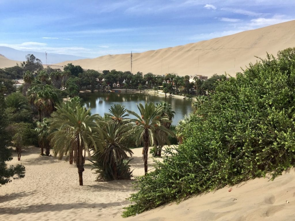 Add Peru S Huacachina Desert Oasis To Your Bucket List
