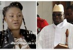 Témoignage   L'Ex Miss Gambie accuse Yahya Jammeh d'abus