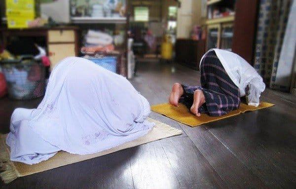 cara solat tarawih di rumah