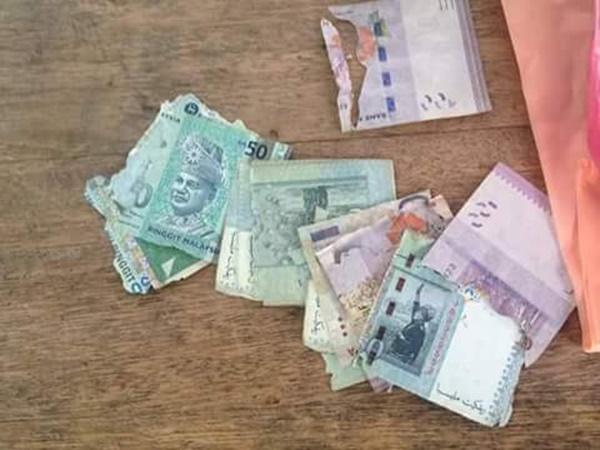 duit rosak